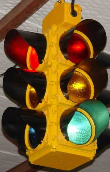 4-Way Traffic Light