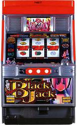 Black Jack Slot Machine