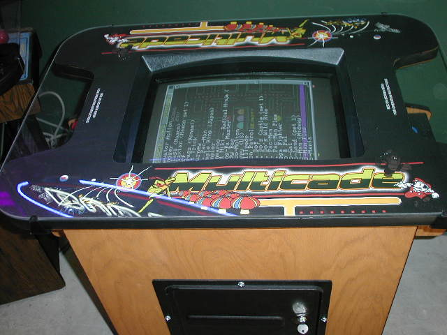 Multicade (60-In-One) Multi-Game (2 Player Sit-Down)