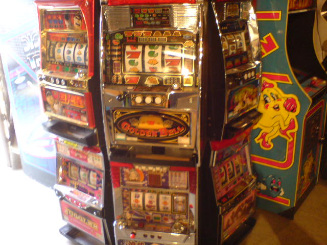 Assorted Slot Machines