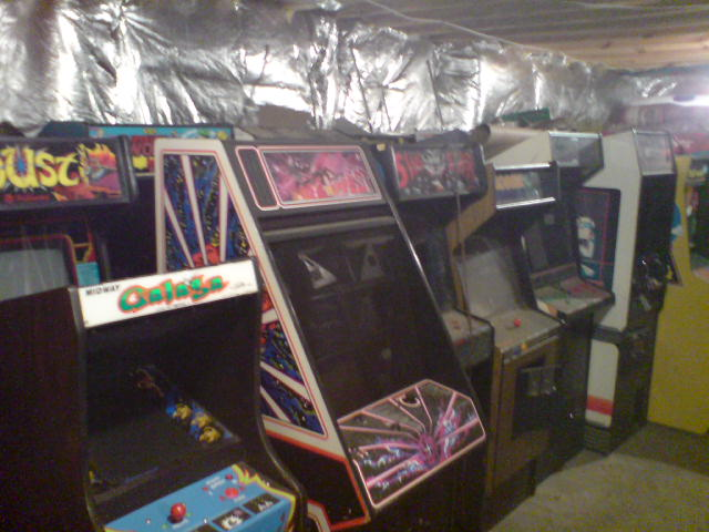 Galaga (Mini), Tempest, and More