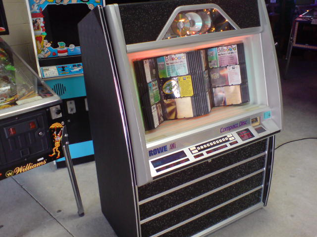 Rowe/AMI CD Jukebox