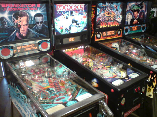 Terminator 2, Monopoly, and No Fear
