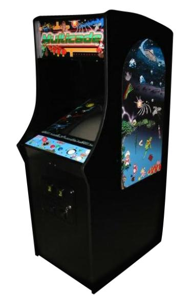 Multicade (60-In-One) Multi-Game