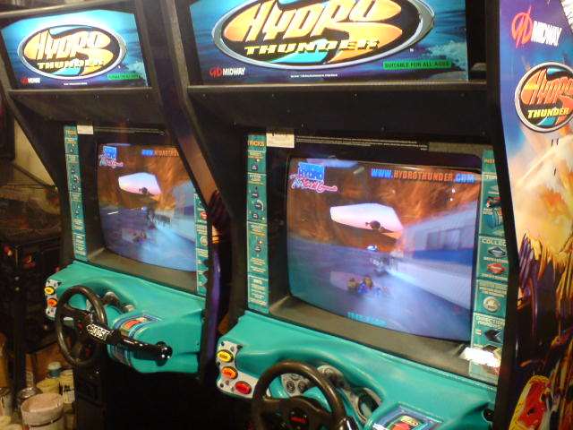 Hydro Thunder (2 Player Sit-Down)